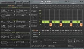 BlueArp FL Studio Skin