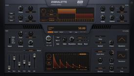 Console Zebralette