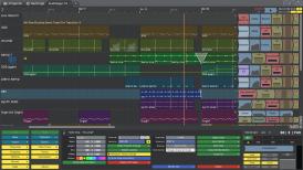 Dark Theme for Tracktion