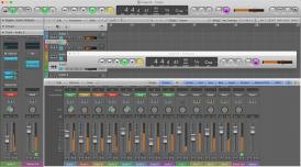 Logic 9 V5.5 Theme