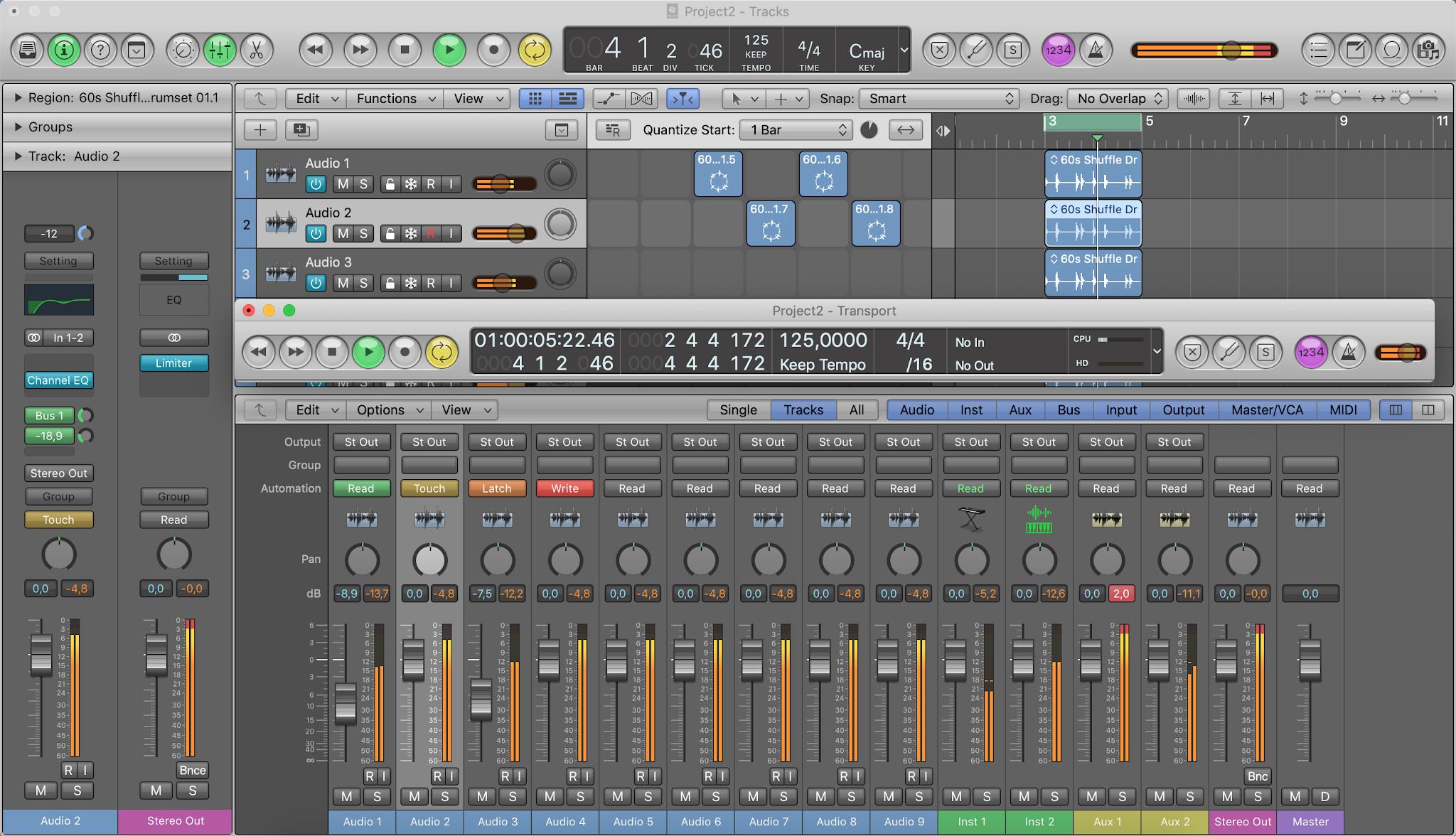 Logic 9 V6 Theme