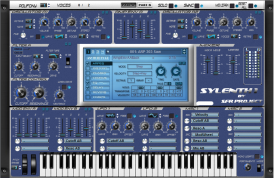 Sylenth1 Blue Waves SFR