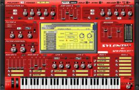 Sylenth1 SFR Red
