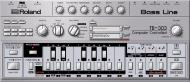 TB-303 Silver Classic Skin